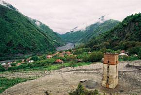 Ilisu, Qakh district