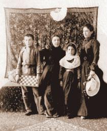 The Zardabi family