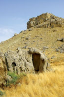 Anthropomorphic Images in Azerbaijan's Landscape