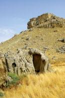 Anthropomorphic Images in Azerbaijan's Landscape