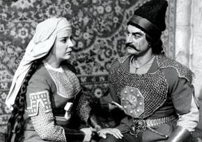 A scene from Koroglu