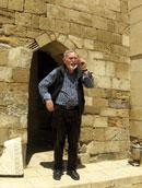 Dr. Lothar Weiss: on the trail of Engelbert Kaempfer, 17th century German traveller