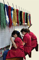 The colourful Carpets of Karabakh