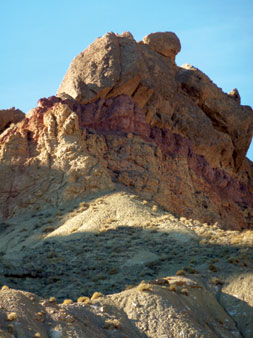 There's no more dramatic rockery than Nakhchivan…