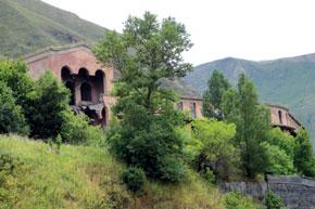 Istisu (hot water) sanatorium, Kelbajar