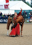 Fiona Maclachlan reports from the Azerbaijan Marquee at Windsor