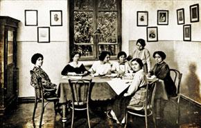 Teachers' room