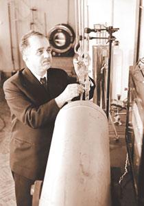 Yusif Mammadaliyev – President of Azerbaijan SSR Academy of Sciences, Doctor of Chemistry