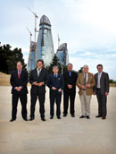 "UK Parliamentarians in Azerbaijan  ""ONLY BY SEEING…"""