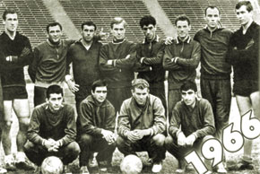 Neftchi Football Club. 1966