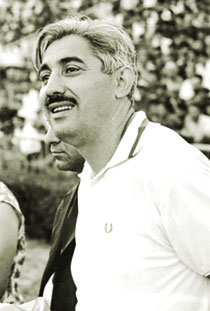 International referee Tofiq Bahramov