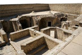 Bathhouse, Shirvanshahs' Palace
