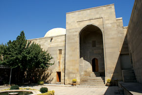 Residential building, Shirvanshahs' Palace