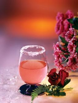 Rose Sherbet