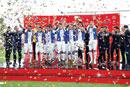 Top European Teams Compete for Qabala Cup