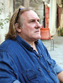 Depardieu follows Dumas across the Caucasus