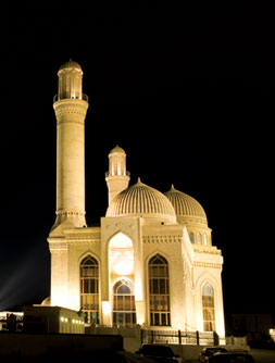 The Bibiheybat Mosque