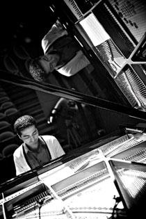 Elchin Shirinov – rising star of Azerbaijani jazz