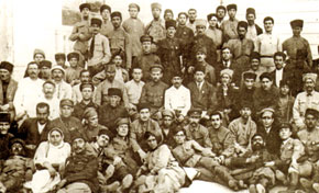 Members of the 1st All-Azerbaijan Soviet Congress, 1921