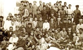 Members of the 1st All-Azerbaijan Soviet Congress, 1921