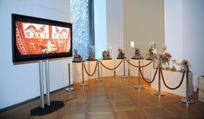 From the Azerbaijani Culture exhibition. Berlin