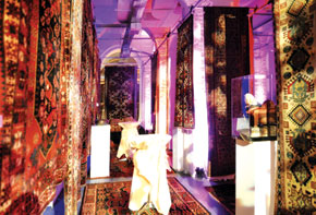 From the exhibition Azerbaijan: Flying Carpet to Fairy Tale. London. November 2011