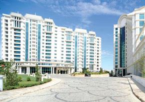 Kempinski Hotel, Badamdar, Baku