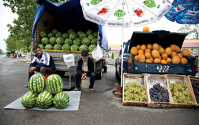 Summer weekend? – A melon is a must!