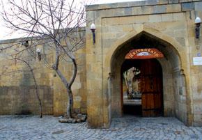 Bukhara caravanserai in Icheri Sheher