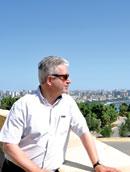 Indulging the Senses   Patrick Jephson in Azerbaijan