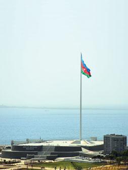 State Flag Square, Baku