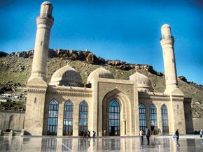 The Bibi-Heybat Mosque today