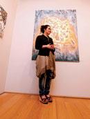 Challenging to Presume    ZANN – Kabira Alieva's solo exhibition