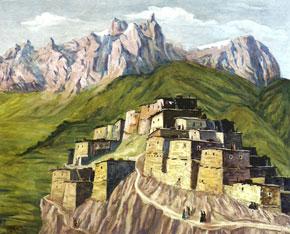 Khinaliq. 1963