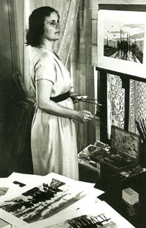 Maral Rahmanzadeh (photo). 1959