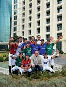 Bringing Polo Home to Azerbaijan