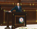 President Ilham Aliyev Begins New Term