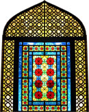 SHEKI'S MYSTERIES – STAINED GLASS AND THE SWEETEST HALVA
