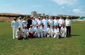 Baku Cricket Club members