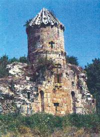 Gtich, XIII century, Garabagh, Hadrut district,Tugh village