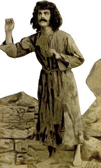 """Huseyngulu Sarabski, first performer of """"Majnun"""""""
