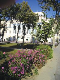 Nizami Ganjavi Museum of Azerbaijani Literature