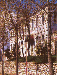 Princess Natavan's House in Shusha