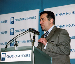 Rafael Ibrahimov, Azerbaijani Ambassador to Great Britain