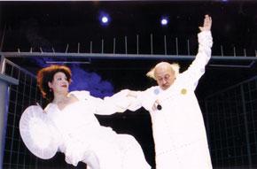 Sarah Bernhardt & Venusian in Şekspir