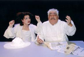 Sarah Bernhardt & Stalin in Şekspir
