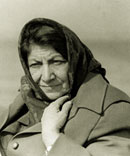 The Middle East's First Female Film Director