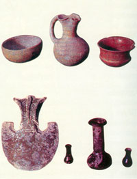 Archeological finds from Barda that was called 'Mother of Arran'