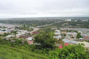Krasnaya Sloboda (Qirmizi Qesebe or Red Settlement) in Quba