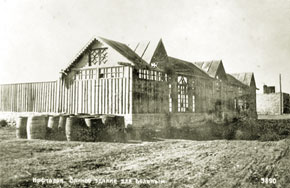 View of Naftalan Treatment Centre in the 1930s